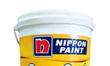 Sơn nippon supergard ngoại thất thùng 18l màu trắng tại Cần Thơ