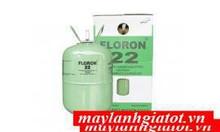 Đại lý gas lạnh Floron R22 bình 13.6 kg - 0902809949