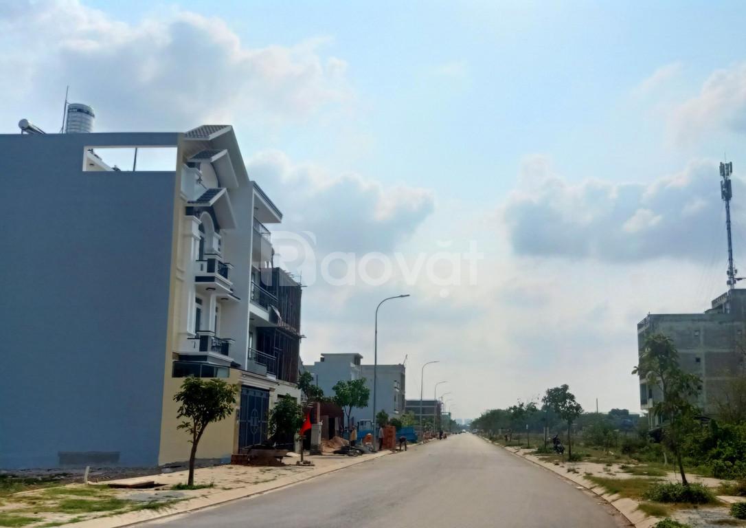 Bán đất KDC Tân Tạo giá rẻ  sổ hồng riêng 100%