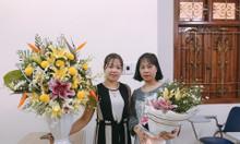 Học cắm hoa ở Đà Nẵng - trung tâm dạy cắm hoa Thành Công Việt