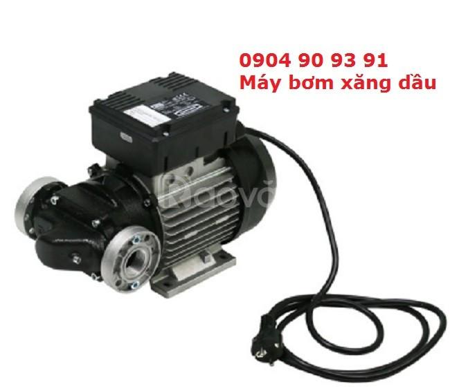 Bơm dầu diesel Piusi E120M, Piusi 000307000,bơm dầu 100 lít/phút 220V