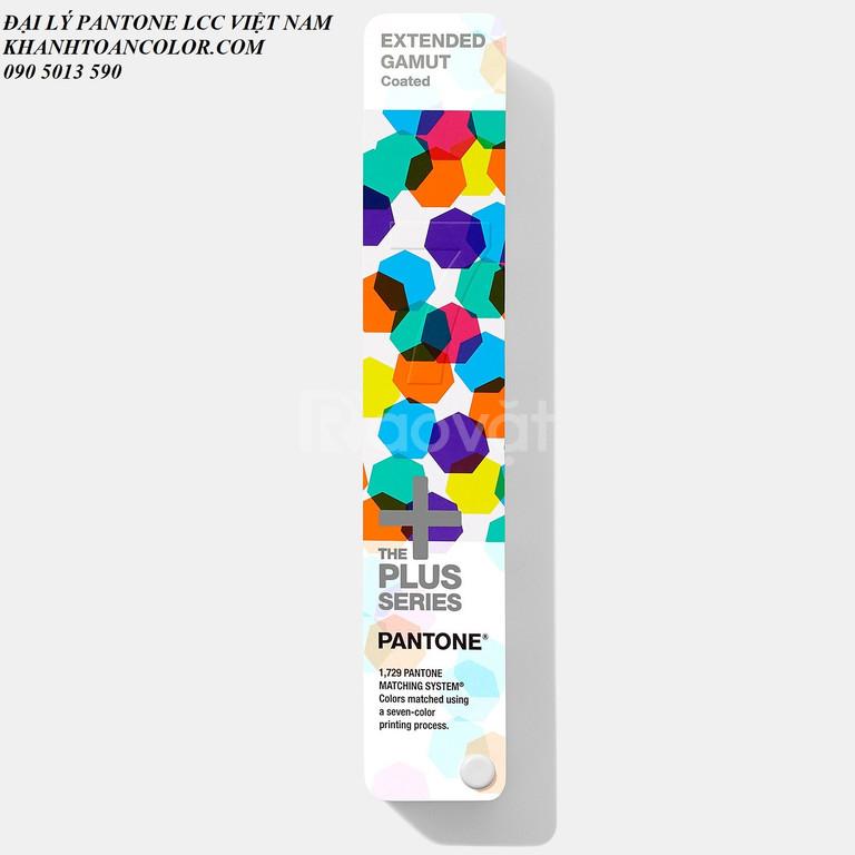 Pantone Extended Gamut Coated Guide –Pantone  GG7000