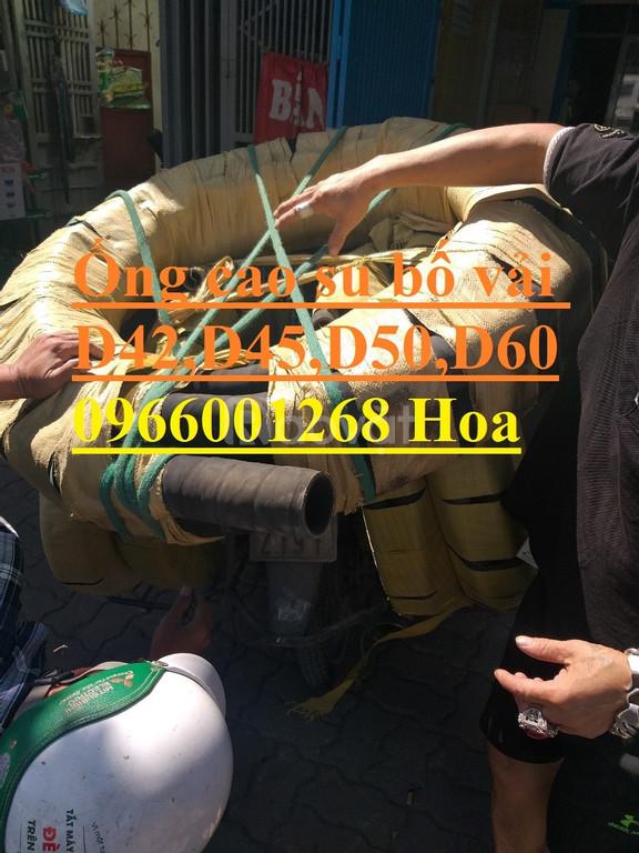 Phân phối sỉ lẻ ống cao su bố vải các loại từ phi 25 đến phi 300 giá r