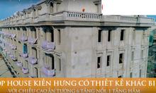 Bán căn lô góc Liền Kề Shophouse dự án Kiến Hưng Luxury