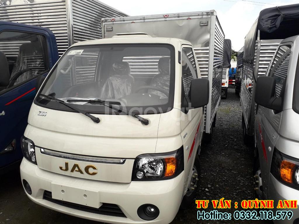 Xe tải JAC X5, X150 mới nhất năm 2020