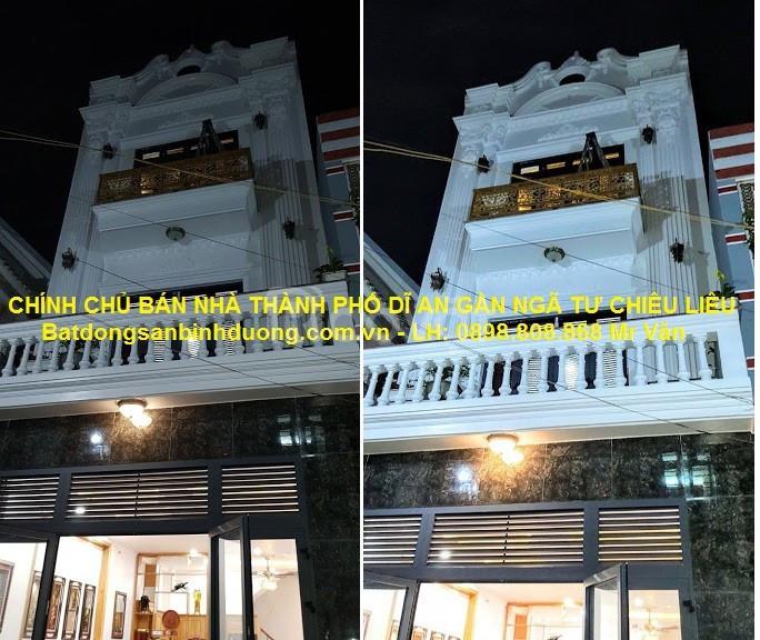 Chính chủ bán căn nhà đẹp đường Lê Hồng Phong gần ngã tư Chiêu Liêu
