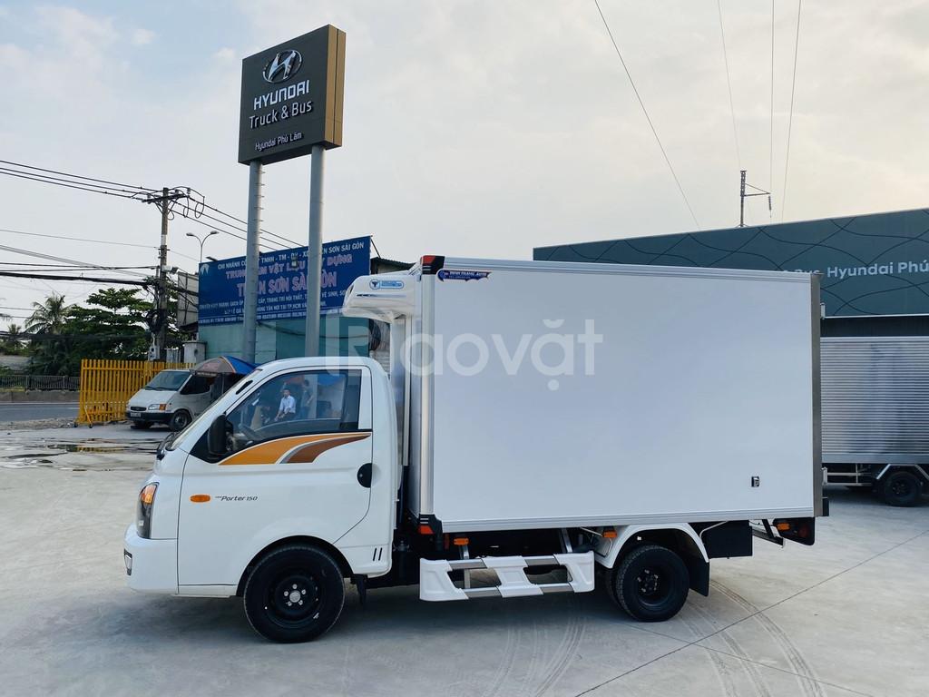 Xe hyundai new porter 150 (H150) thùng đông lạnh