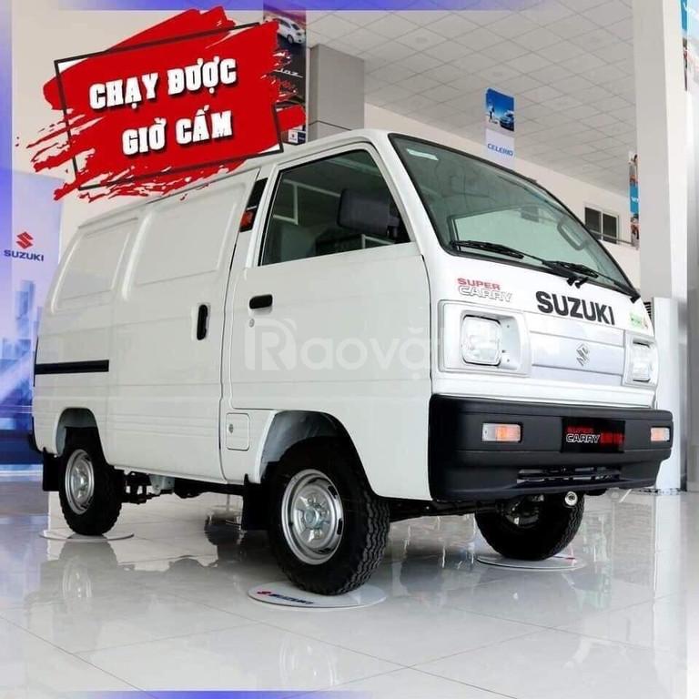 Xe tải Van không lo cấm giờ vào thành phố