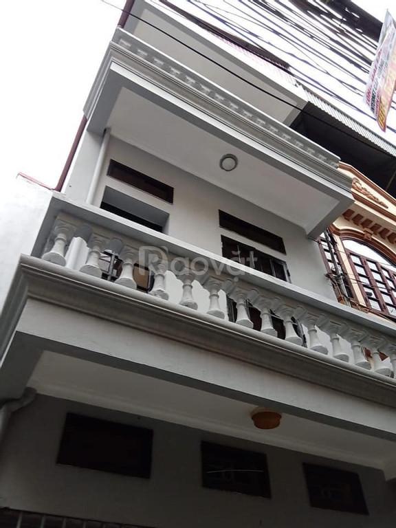 Bán nhà đường Hoàng Mai - KĐT Đền Lừ