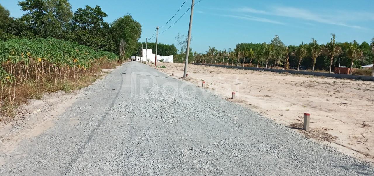 Cần bán gấp lô đất ở xã Bông Trang, BRVT cách chợ Xuyên Mộc 500m.