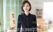 Xưởng may áo vest nữ công sở giá rẻ, uy tín, chất lượng