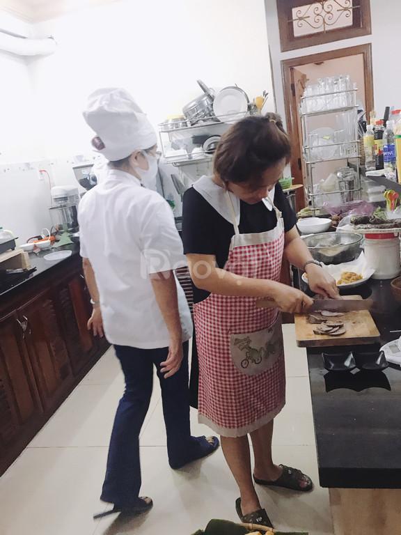 Học làm bún đậu mắm tôm - dạy làm bún đậu mắm tôm ở Đà Nẵng