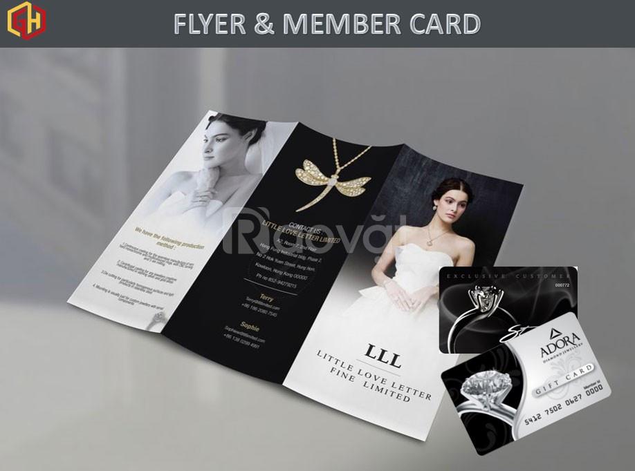Thiết kế và in ấn phẩm nhận diện thương hiệu cho trang sức (ảnh 5)