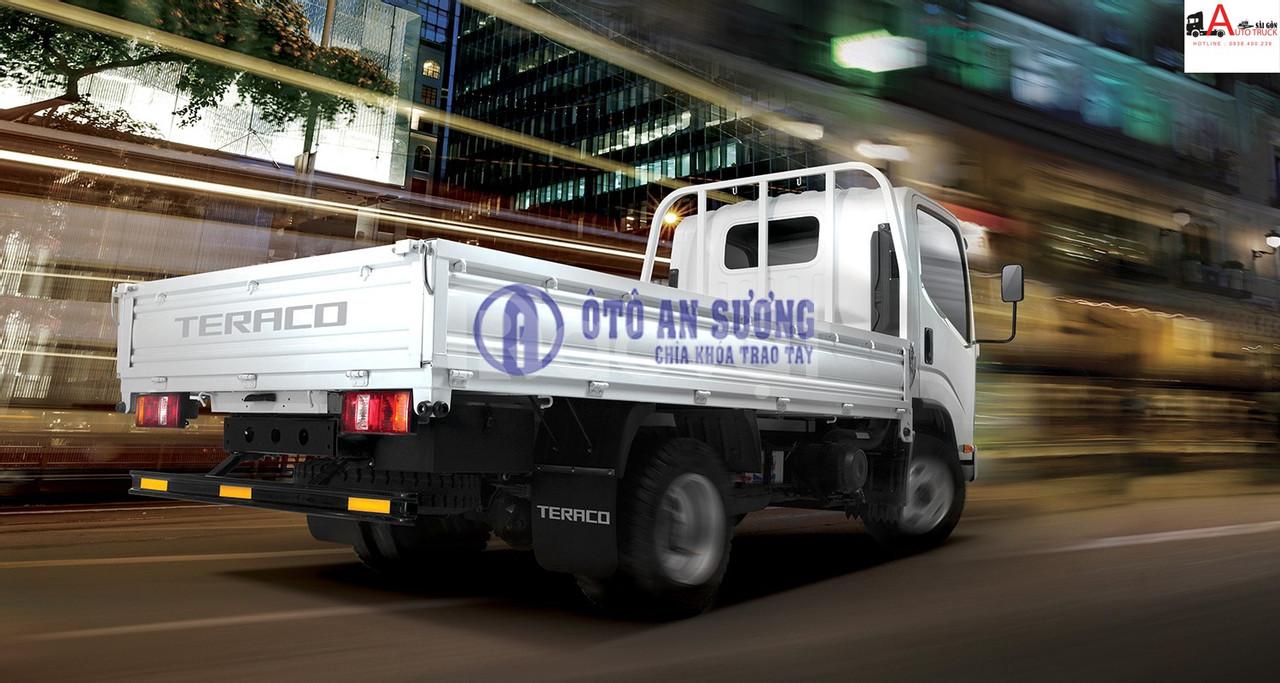 Xe tải Teraco 240L Động cơ Isuzu chuẩn Nhật Bản