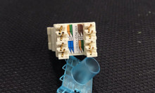 Nhân mạng AMP (1-1375191-1) Category 5E Modular Jack