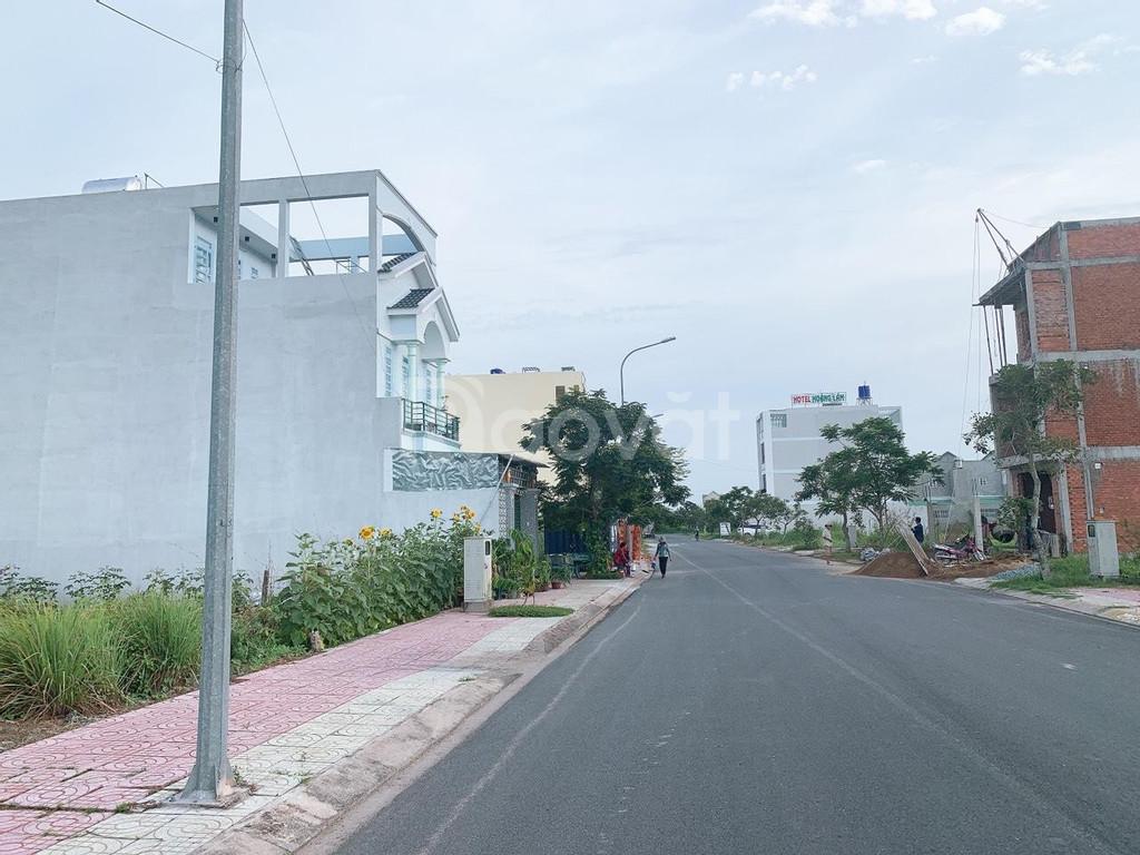 Bán nền đất liền kề Aeon Bình Tân, đường số 7 Trần Văn Gìau