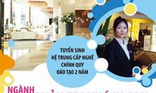 Đào tạo chuyên ngành khách sạn