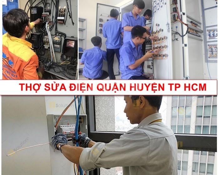 Sửa chữa điện tại nhà giá rẻ - Điện nước Trần Quang