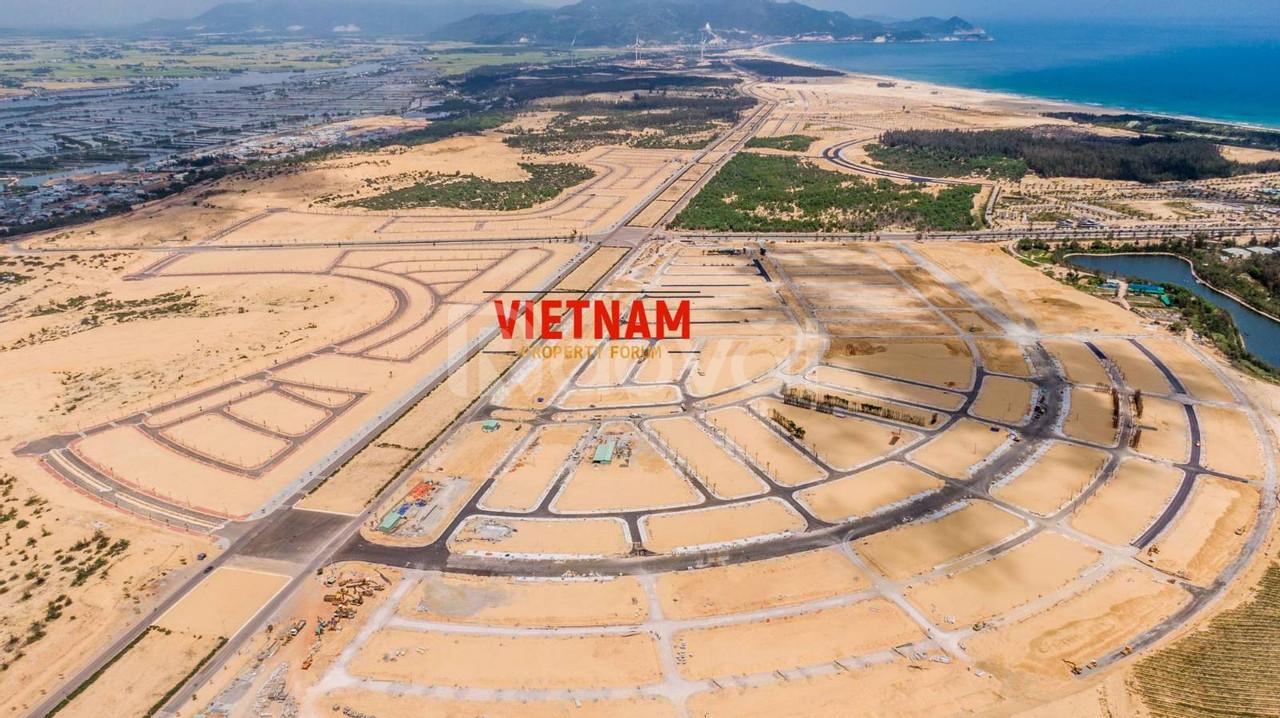 Đất biển thổ cư, biển Quy Nhơn đã xong hạ tầng nhưng giá bèo, có sổ