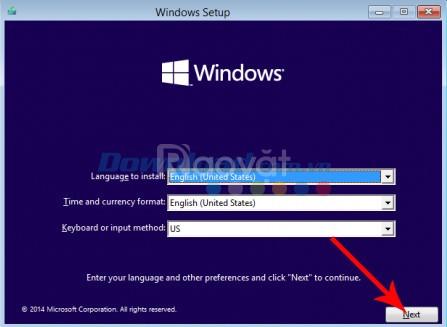 Sửa máy tính, Cài Windows tại Hà nội