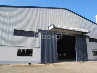 Dịch vụ vệ sinh nhà xưởng An Hưng tại KCN Đồng An 1