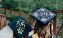 Nhận may lễ phục tốt nghiệp mẫu nước ngoài