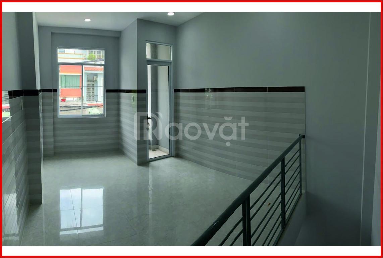 Cho thuê nhà nguyên mặt tiền đường số nội bộ phường Bình Thuận, Q.7 GI