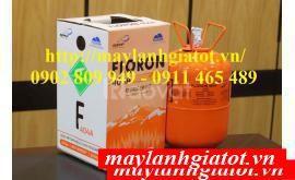 Cung cấp giá đại lý gas lạnh Floron R404A 10,9 Kg - Điện máy Thành Đạt
