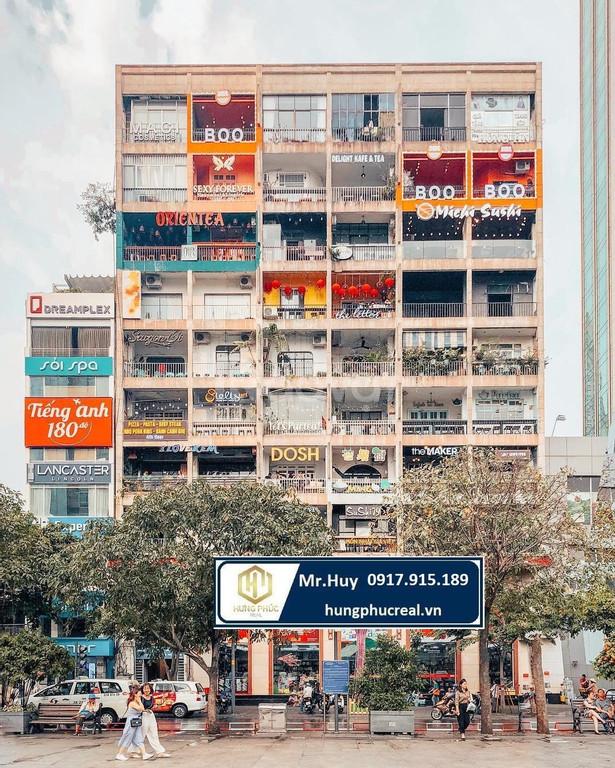 Building 3 hầm, 12 tầng, mt Cao Thắng, DT 890m2
