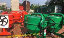 Máy trộn bê tông lật nghiêng 350l giá rẻ