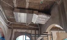 Cung cấp và lắp đặt máy lạnh giấu trần nối ống gió ở quận 9