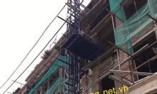 Vận thăng nâng hàng 500kg bốc hàng tại Hà Nội