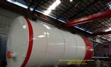 Silo chứa xi măng 40 tấn, 60 tấn
