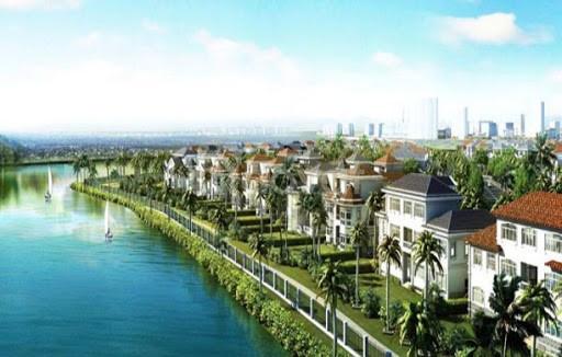 Cơ hội sỡ hữu được 161m2 KĐT mới ven sông Tây Nha Trang chỉ 50tr