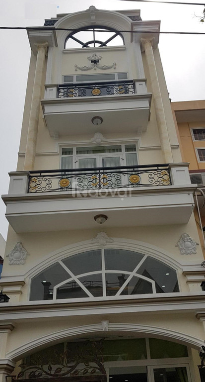 Nhà mới hẻm xe hơi Phan Huy Ích P15 Tân Bình, 259m2  7.7 tỷ