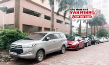 Cho thuê xe đi tỉnh 1 chiều tại Hà Nội