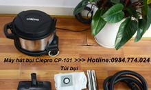 Máy hút bụi chống ồn Clepro CP-101