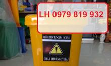 Cung cấp thùng rác, thùng rác y tế 15 lít 20 lít
