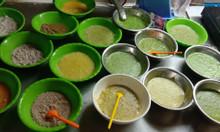 Dậy nấu cháo dinh dưỡng online