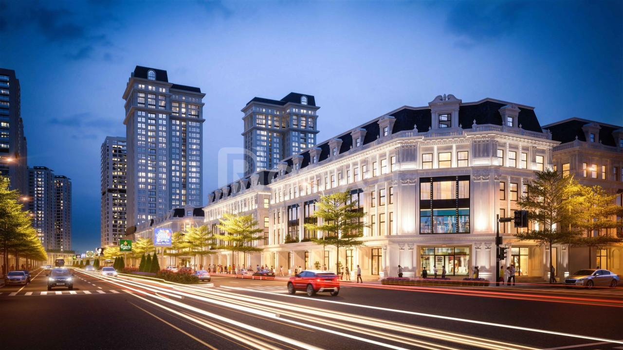 Bán nhà mặt phố Tân Mai, Mặt tiền 5m sâu 20m, xây 5 tầng, nhà xây mới