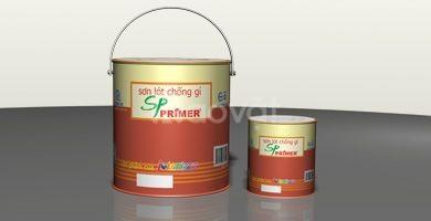 Đại lý cung cấp sơn chống rỉ joton sp.primer đỏ lon/3.5 kg Kiên Giang