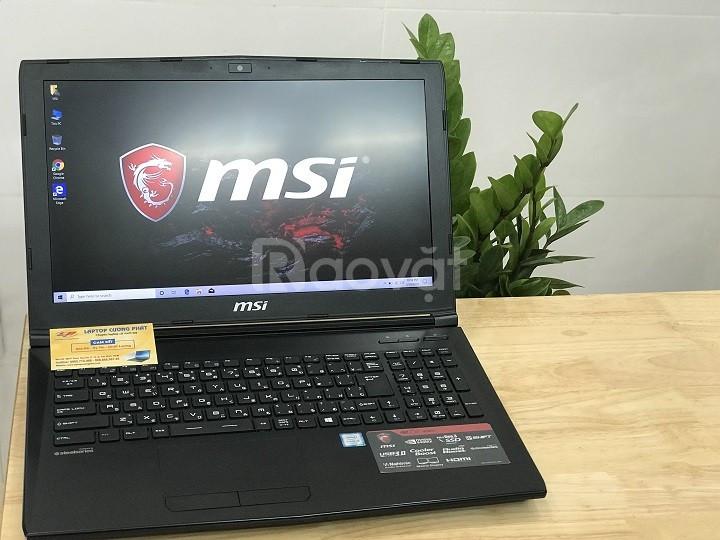 Laptop Gaming MSI GL62 6QC Core I5 6300HQ Ram 8GB SSD HDD1tb VGA Nivid