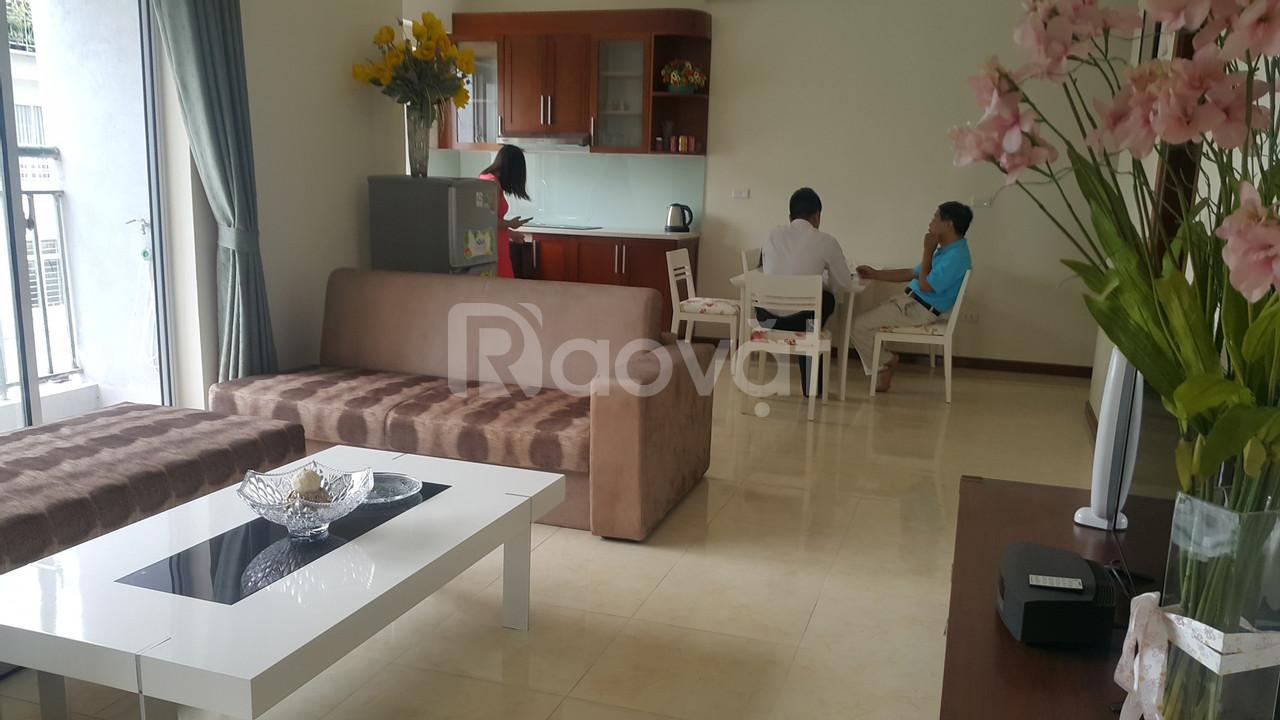Cho thuê căn hộ tại quận Bắc Từ Liêm,85m,2N2WC,full đồ, lh 0988095174