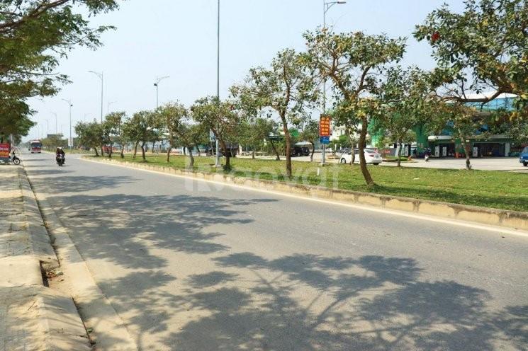Bán lô đôi mặt tiền Hùng Vương ngay trung tâm hành chính huyện 729 tr