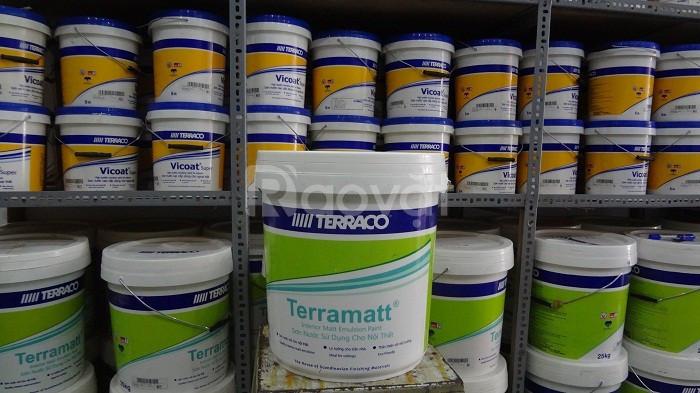 Liên hệ cửa hàng phân phối sơn nội thất terraco terralast chính hãng