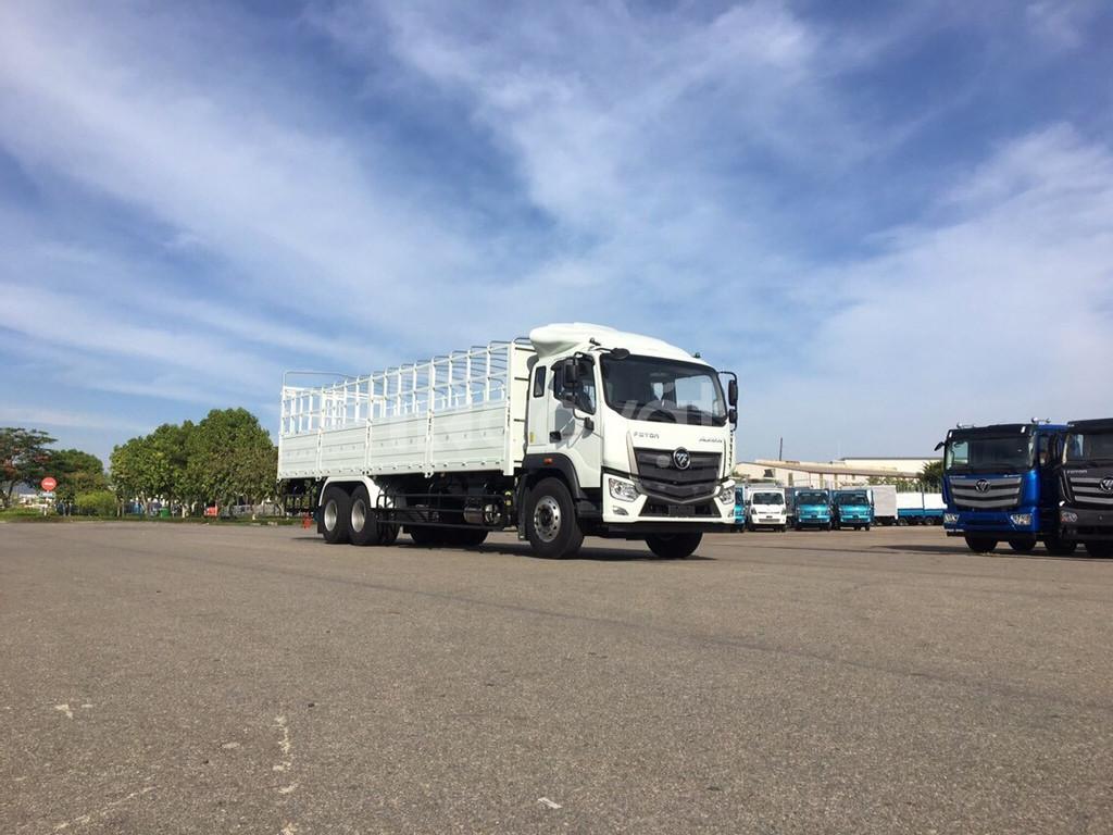 Bán xe tải 3 chân Thaco Auman tại Hải Phòng