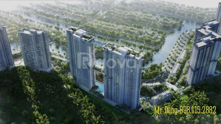 Chung cư Sky Oasis ngay Vin Ocean Park chỉ từ 890 Triệu/căn view đẹp