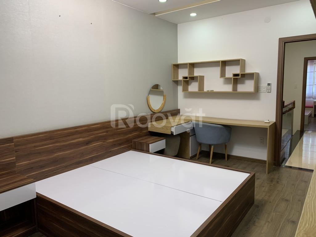 Bán gấp nhà 1T2L mới xây full nội thất KĐT cách đường Phong Châu 100m