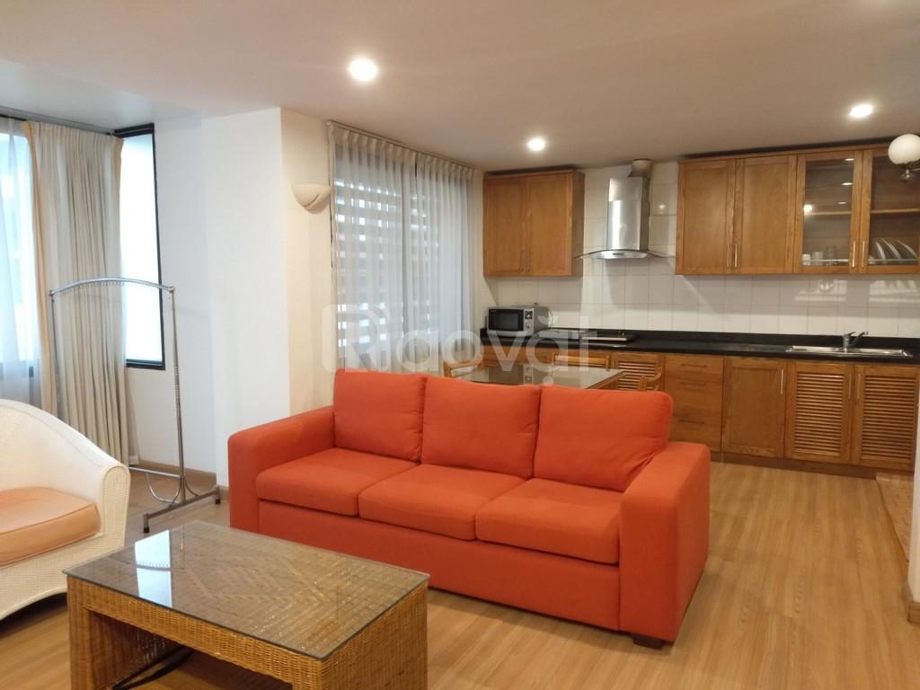 Cho thuê nhà tại Đống Đa, nội thất hiện đại, tiện nghi