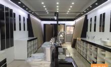 Thiết kế cửa hàng - showroom thiết bị vệ sinh